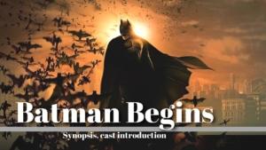 『バットマン ビギンズ』のあらすじ・キャスト一覧