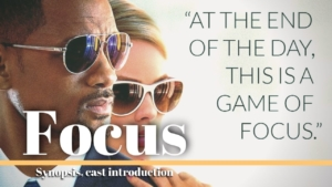 映画『Focus』のあらすじ・キャスト