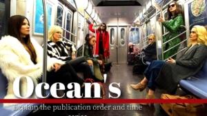 映画『オーシャンズ』シリーズはこの順番で見よう 4作品の公開順を紹介!