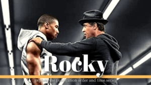 『ロッキー』シリーズはこの順番で観よう|全8作品をおさらい!